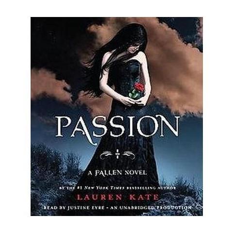 Passion (Unabridged) (Compact Disc)