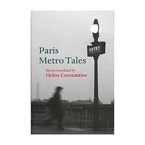 Paris Metro Tales (Paperback)