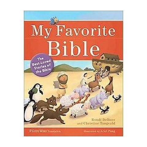 My Favorite Bible (Hardcover)