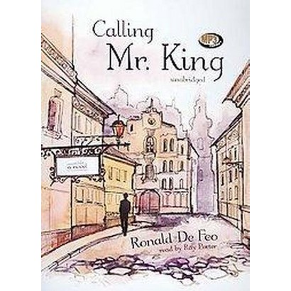 Calling Mr. King (Unabridged) (Compact Disc)