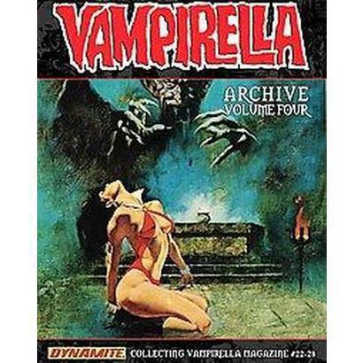 Vampirella Archives 4 (Hardcover)