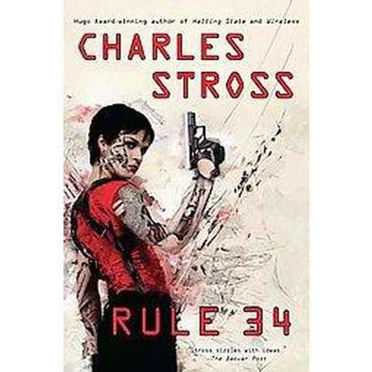 Rule 34 (Hardcover)