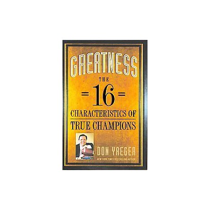 Greatness (Hardcover)