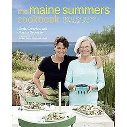 The Maine Summers Cookbook (Hardcover)