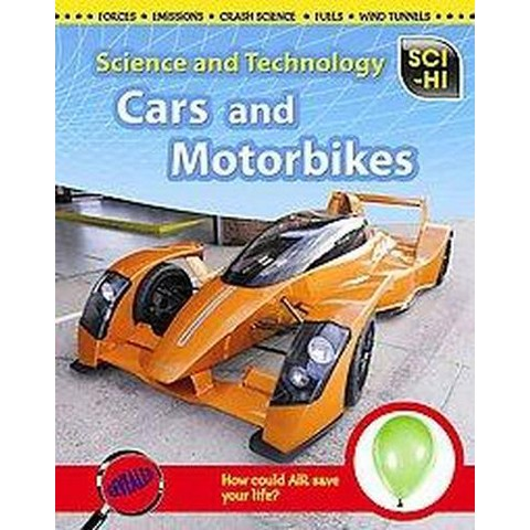 Cars and Motorcycles (Hardcover)