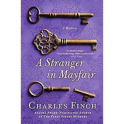 A Stranger in Mayfair (Reprint) (Paperback)