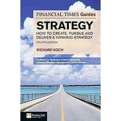 Strategy (Paperback)