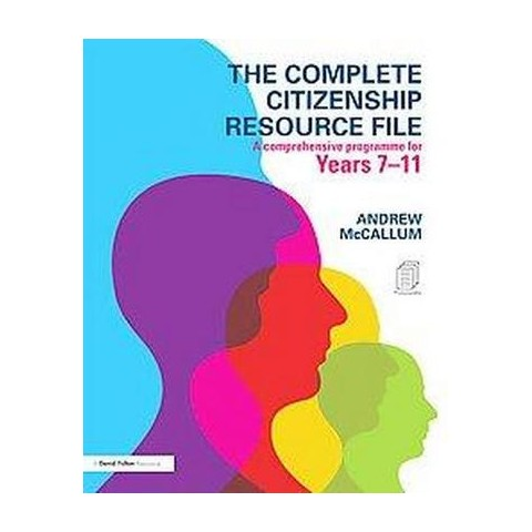 The Complete Citizenship Resource File (Loose-leaf)