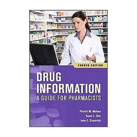 Drug Information (Paperback)