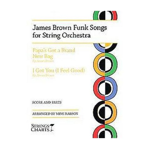 James Brown Funk Songs for String Orchestra (Paperback)