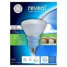 GE Reveal 80-Watt R40 CFL Light Bulb