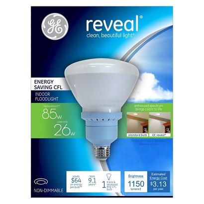 GE Reveal Indoor Floodlight CFL 90-Watt Replacement Bulb