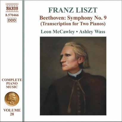 Liszt: Complete Piano Music, Vol. 28