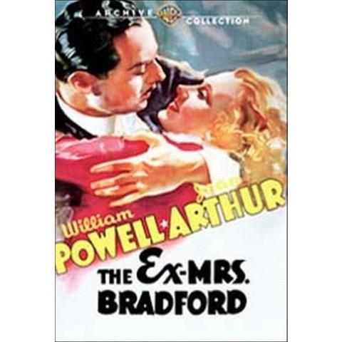 The Ex-Mrs. Bradford (Fullscreen)
