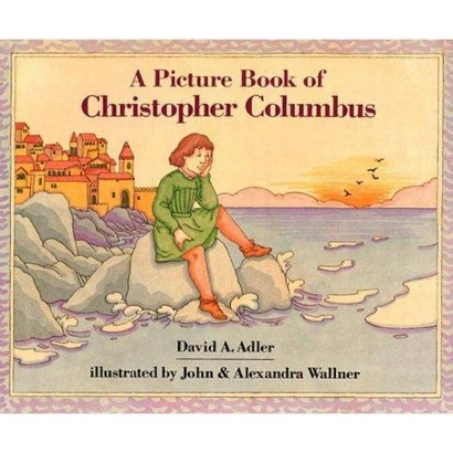A Picture Book of Christopher Columbus (Reprint) (Paperback)