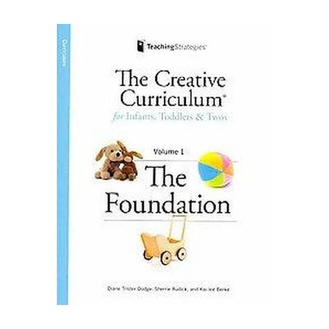 The Creative Curriculum for Infants, Toddlers & Twos (Revised) (Paperback)