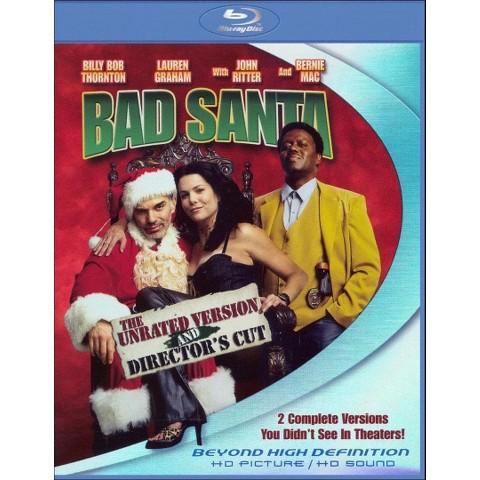 Bad Santa (Director's Cut) (Unrated) (Blu-ray)