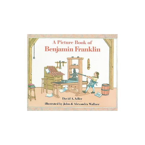 A Picture Book of Benjamin Franklin (Reprint) (Paperback)