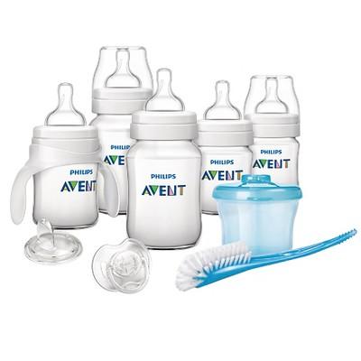 Philips Avent BPA Free Classic Infant Starter Set