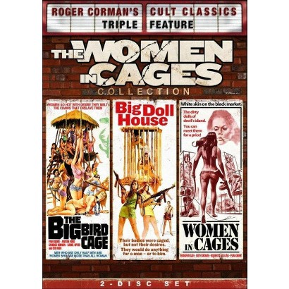 Roger Corman's Cult Classics: The Women in Cages Collection (2 Discs) (Widescreen)