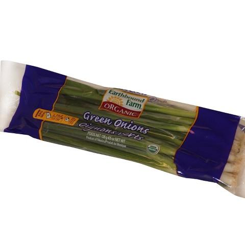 Earthbound Farm Organic Green Onions 4.5 oz