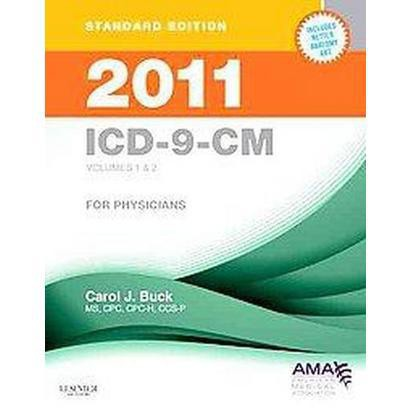ICD-9-CM for Physicians 2011 (Paperback)