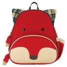 Skip Hop Zoo Little Kids & Toddler Backpack, Fox