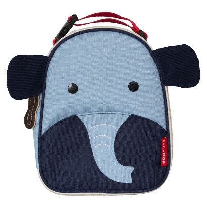 Skip Hop Zoo Lunchie Kids and Toddler Insulated Lunch Bag Elephant