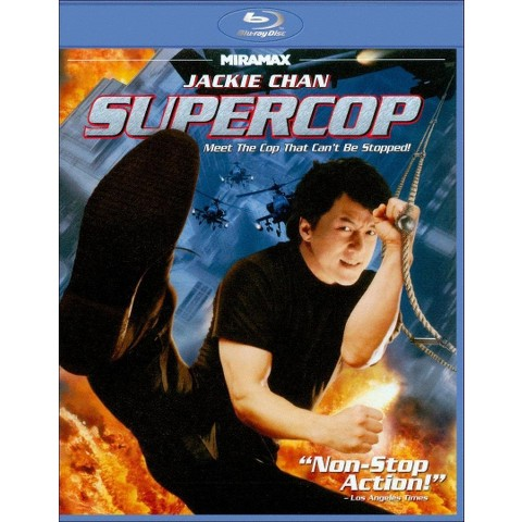 Supercop (Blu-ray) (Widescreen)