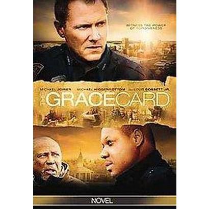 The Grace Card Novel (Paperback)
