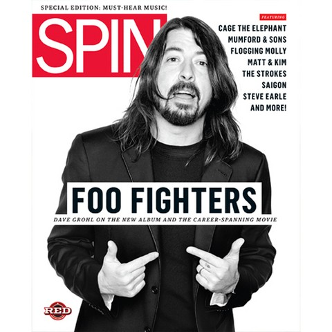 SPIN Must Hear Music (Mini-Magazine)(2 Bonus CD Samplers) - Only at Target