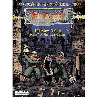 Dungeon Monstres 4 (Paperback)