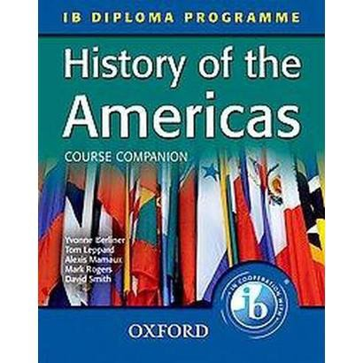 History of the Americas : Course Companion (Paperback)