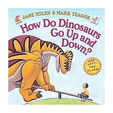 How Do Dinosaurs Go Up and Down (Board)