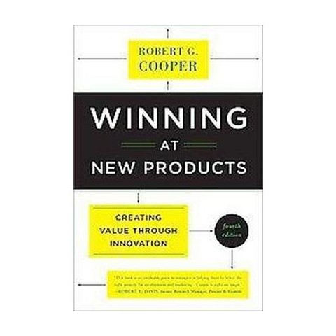 Winning at New Products (Revised / Updated) (Paperback)
