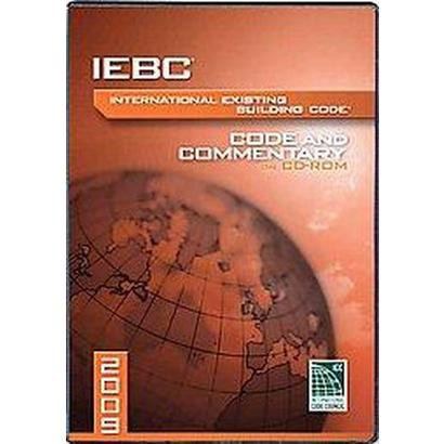 International Existing Building Code and Commentary 2009 (CD-ROM)