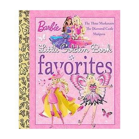 Barbie Little Golden Book Favorites (Hardcover)