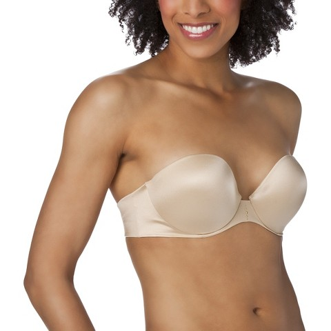 Maidenform® Self Expressions® Women's 2X Sexy Push-Up Strapless Bra