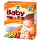 Hot Kid Organic Baby Mum-Mum Original Rice Rusks 1.76 oz