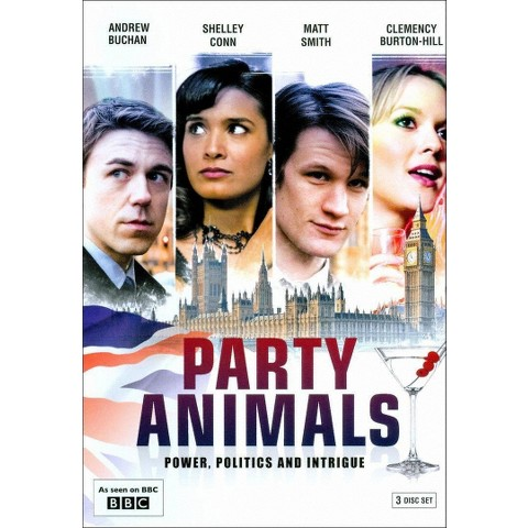 Party Animals (Widescreen)