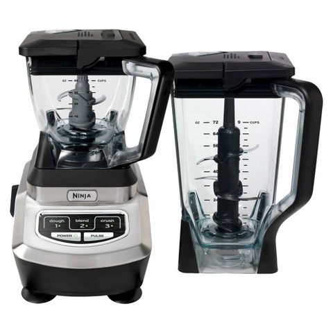 Ninja Kitchen System 1200 Black  Closeout : Target  MyRegistry Gift
