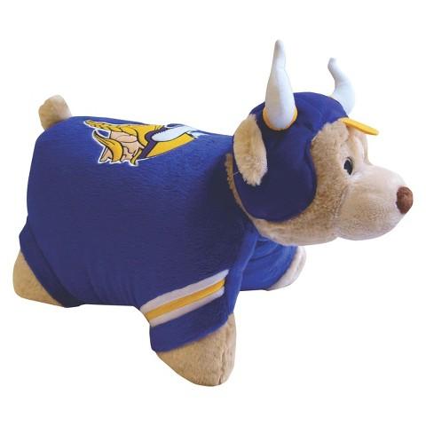 Minnesota Vikings Pillow Pet