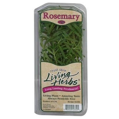 North Shore Living Herbs Rosemary 2 oz