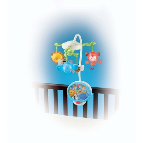 Fisher-Price Discover 'n Grow Twinkling Lights Mobile