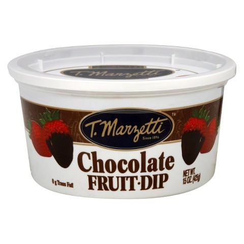 T. Marzetti Chocolate Fruit Dip 15 oz