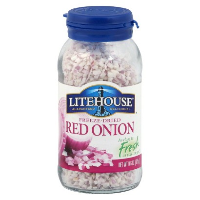 Litehouse Freeze-Dried Red Onion .6 oz