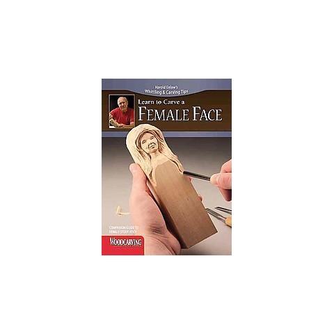 Female Face Study Stick Kit (Mixed media product)
