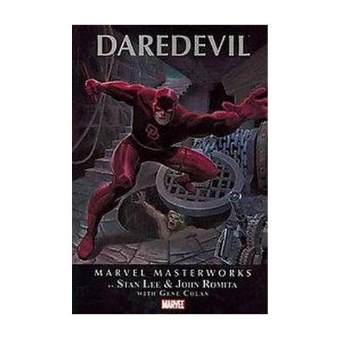 Marvel Masterworks: Daredevil 2 (Paperback)