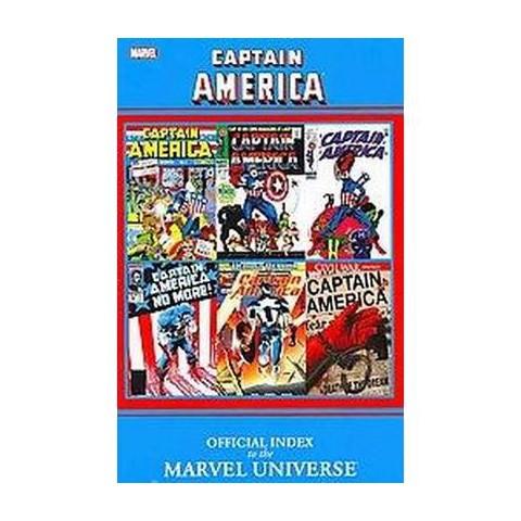 Captain America (Paperback)