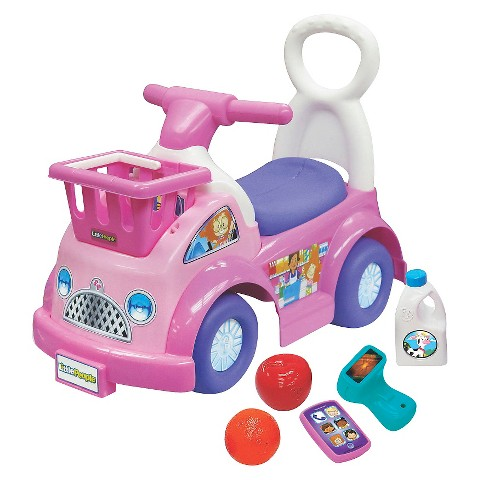 Target toys riding toys powered riding toys Fisher-Price Little People Shop and Roll Ride-On